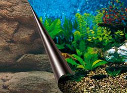 фон задней стенки аквариума