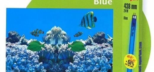 Lampa_BLUE